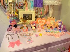 Kawaii sweet lolita room