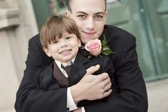 Snap a professional pic with the important #kids in your #wedding! They will treasure it when they are older.
