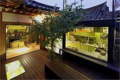 Terrible or Terrific House?: Modern Hanok, Korean traditional house