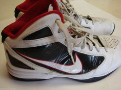 buy popular 4d466 d7017 ... NIKE Flywire Shoes size 10 Mens Fly Wire Air Max High Top Basketball  Shoe 2011 ...