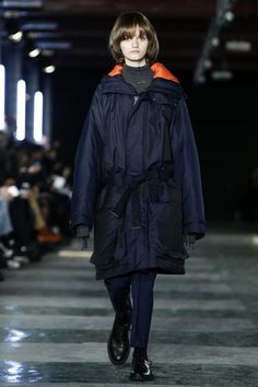 Etudes Menswear Fall Winter 2016 Paris
