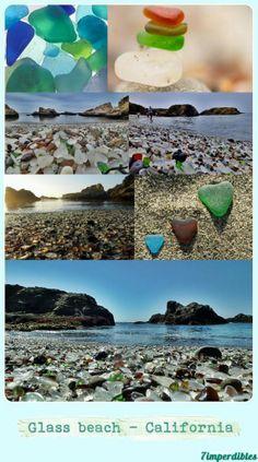 Playa de Cristal en California