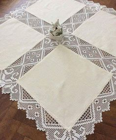 Crochet Baby Dress Pattern, Crochet Doily Diagram, Crochet Bedspread, Crochet Tablecloth, Afghan Crochet Patterns, Baby Knitting Patterns, Crochet Doilies, Crochet Stitches, Crochet Round