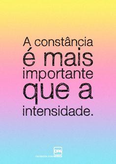 Persista sempre ! A persistência leva ao objetivo !!!!! Nunca desista!!!!!  Deus no comando !!!!!