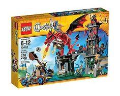Amazon.com: LEGO Castle Dragon Mountain 70403: Toys & Games