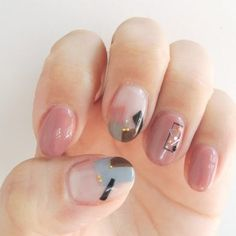 People love my violin playing and love my nails too.