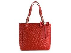 Betsey Johnson Quilted Love Tote. I love me some Betsey.