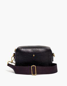 The Transport Camera Bag Cute Camera Bag, Camera Bag Purse, Brown Purses, Black Purses, Leather Hobo Handbags, Purses And Handbags, Leather Industry, Madewell Bags, Hobo Bag