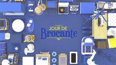 Jour de Brocante Opening Titles