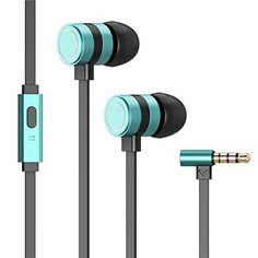Earbuds, HokoAcc In-Ear Headphones Noise Isolation Headsets Heavy Bass Earphones with Microphone for iPhone Samsung iPad and Most Android Phones  https://topcellulardeals.com/product/earbuds-hokoacc-in-ear-headphones-noise-isolation-headsets-heavy-bass-earphones-with-microphone-for-iphone-samsung-ipad-and-most-android-phones/  ★ Super Sound Performance:These high definition stereo headphones provide the excenllent sound input& output quality that produce incredible natu