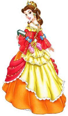 Princess Belle   belle - princess-belle Photo