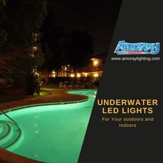 These high-quality Nicheless LED Underwater Lights are Corrosion free,Waterproof & to be used for Pools,Ponds,Lakes,Fountains Inground Pool Lights, Underwater Led Lights, Ponds, City Lights, Lakes, Fountain, Backyard, Indoor, Outdoor Decor