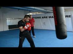 Selcuk Aydin training with his Trainer Conny Mittermeier in Stuttgart, Germany. Saturday, July, 2012 Main Event in HP . Training Pads, Boxing Training, Trx, Germany, Album, Songs, Youtube, Blog, Instagram