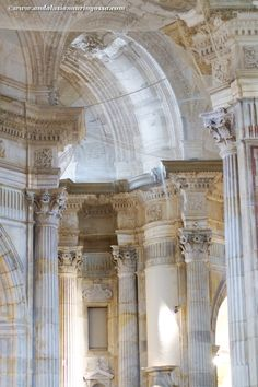 Cadiz Cathedral took 6 architects 116 years to finish - talk about Grand Designs! On the blog now tour of this beautiful place <3 #travelblog #architecture #Andalusia #Cadiz #cathedral #visitSpain #Spain #travelphotography #travelpic #wanderlust #exploretheworld