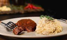 Esta deliciosa receita de Arroz à Piemontese com Carne Assada é ideal para um jantar gostoso!