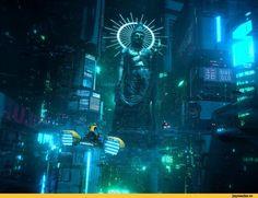красивые картинки,art,арт,Sci-Fi,Daniel Liang