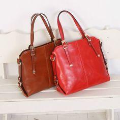New leather HandBag Shoulder Women bag brown black hobo tote purse designer lady #hyesun11 #ShoulderBag