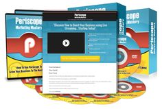 [PLR] Periscope Marketing Mastery Review: Outstanding Step-By-Step, Video Training Series That You Can Brand, Edit And Resell For 100% Profits Complete With Full Private Label Rights Included – By Jonathan Teng & Sharon Lai.