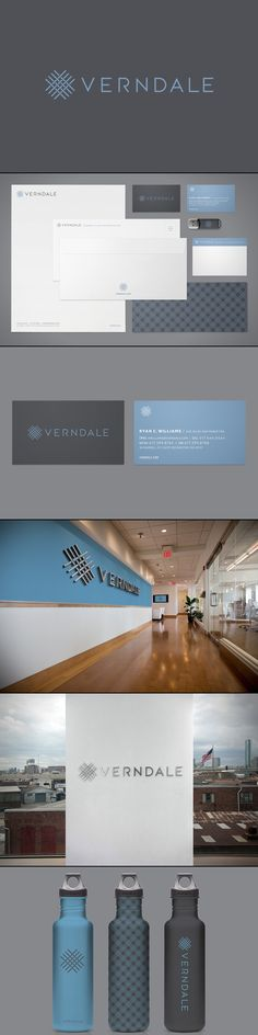 Identity / Verndale corporate design