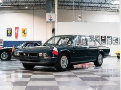 1971 Maserati Quattroporte Prototipo   V8, 4,709 cm³   290 bhp   Design: Frua