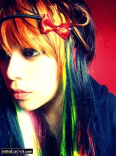 hair, hair color, rainbow, multi-colored hair                                                       Click here to download       ...