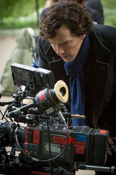 Behind the scenes on Season 3 BBC Sherlock