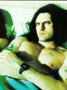 Peter Steele of Type O-Negative