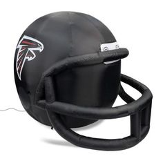 Show your team spirit. Proudly display this inflatable on game day and all season long. A real must have for all die hard fans. Atlanta Falcons Team, Falcons Football, Nfl Denver Broncos, Pittsburgh Steelers, Football Team, Football Helmets, Dallas Cowboys, Tiger Team, Nfl Arizona Cardinals