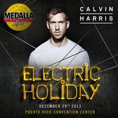 Consigue tus boletos para el Medalla Light Electric Holiday hoy en Ticket Center www.tcpr.com