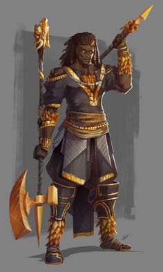 Tagged with art, drawings, fantasy, roleplay, dungeons and dragons; Fantasy Character Design, Character Design Inspiration, Character Concept, Character Art, Black Anime Characters, D D Characters, Fantasy Characters, Fantasy Male, Fantasy Armor