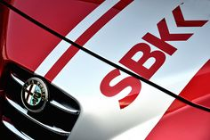 Alfa Romeo and Superbike - Nurburgring 2013 #SBK #MiToSBK #Superbike #AlfaRomeo