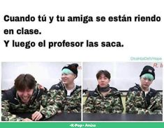 22 Ideas For Memes Chistosos De Bts Memes Bts Español, New Memes, Funny Memes, How To Cure Anxiety, Memes In Real Life, Relationship Memes, School Humor, Foto Bts, Laughing So Hard