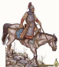 Avar Horseman