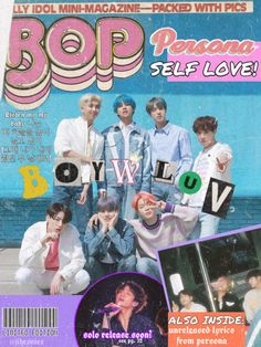 bts magazine! PLEASE CREDIT ME IF USING!! on We Heart It Bts Poster, Poster Wall, Poster Prints, Kpop Anime, Kpop Posters, Bts Pictures, Photos, Japon Illustration, Bts Aesthetic Pictures