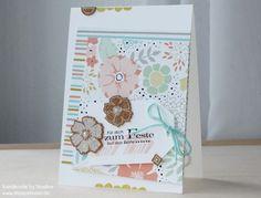 Geburtstagskarte Stampin Up Birthday Card Karte Card 016
