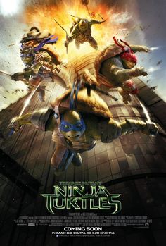 Return to the main poster page for Teenage Mutant Ninja Turtles