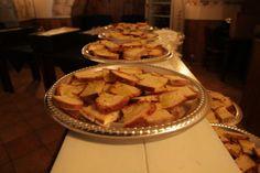 Il pane del Forno Rea di Deliceto(FG) con cui abbiamo gustato olio di Peranzana di San Severo. Andato a ruba!