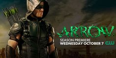 Sizzle Reel Trailer from Dragon Con for our first look at Season 4 of ARROW premiering Wednesday, October 7th on the CW!