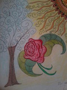 Virág dal