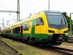 GySEV Flirt3 EMUs on test - Railway Gazette