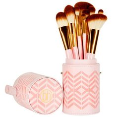 BH Cosmetics, Pink Perfection 10 pcs Brush Set Pink 粉紅化妝掃