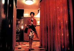 In the mood for love - red hotel corridor