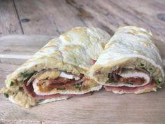 Myke, saftige tortilla-wraps | Lavkarbo Tortilla Wraps, Tacos, Ethnic Recipes, Food, Essen, Meals, Yemek, Eten