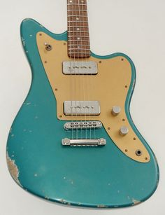 Fano Guitars Alt de Facto JM6 Sherwood Green