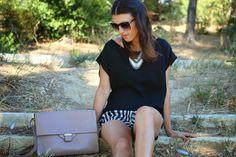 I love Fita Métrica: African Shorts