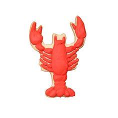 Lobster Cookie — Sweet Kiera