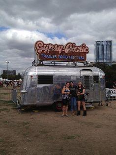 Gypsy Picnic Trailer Food Festival....Austin Texas