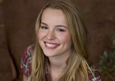 Good luck charlie: Bridget Mendler