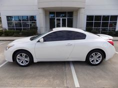 2012 Nissan Altima Coupe 2.5 S   $11,995