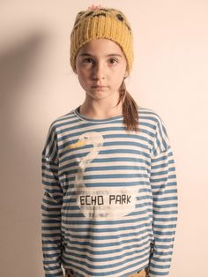 Simple graphic T from Bobo Choses for kids fashion fall 2014 Bobo Choses www.jomamikids.com